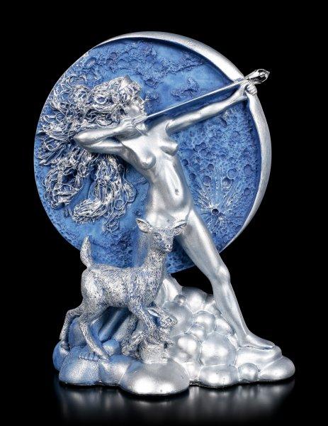 Diana Figurine - Moon Goddess by Oberon Zell