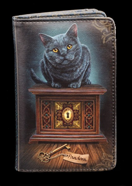 Womens Purse with Cat - Pandoras Box