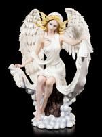 Guardian Angel Figurine - Riamel on Cloud