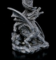 Letter Opener Dragon - Sword of Alastar - black