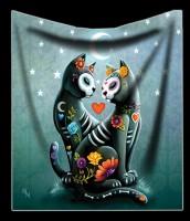 Fluffy Blanket - Starry Night