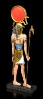 Ra Figur mit Zepter