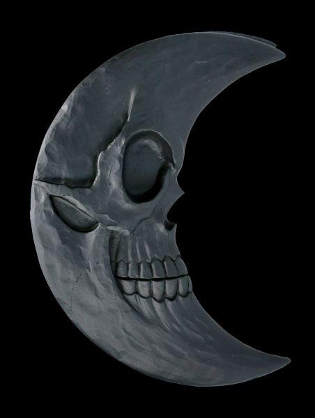 Box - Skull Moon Black