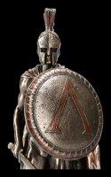 Leonidas Figurine - Spartan with Sword and Shield