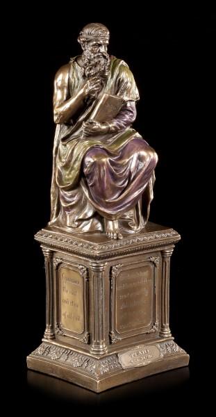 Plato Figurine - Greek Philosopher