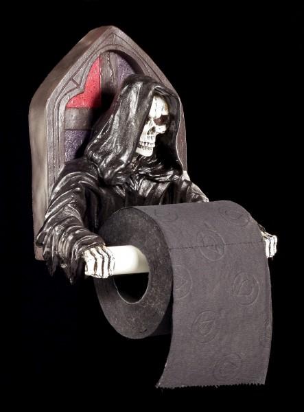 Toilettenpapierhalter - Grim Reaper