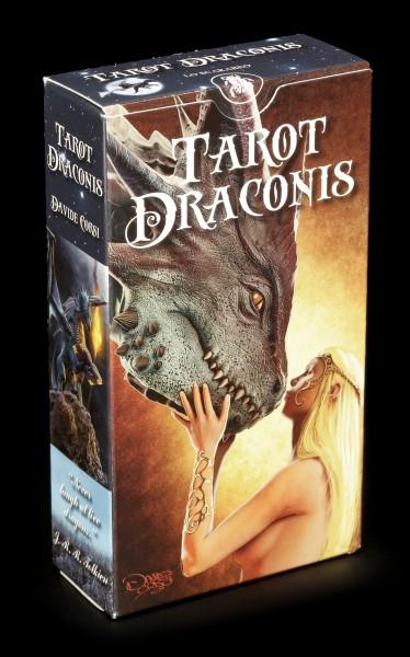 Dragon Tarot Cards - Tarot Draconis