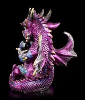 Dragon Figurine - Noriss with Ball
