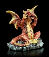 Drachen Figuren 3er Set - Nichts Böses