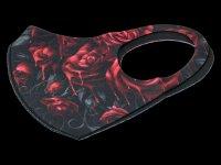 Gesichtsmaske - Blood Rose