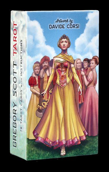 Tarotkarten - Gregory Scott Tarot