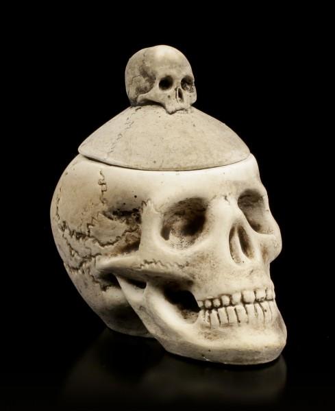 Mini Skull Box