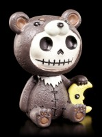 Furry Bones Figur - Moonbear
