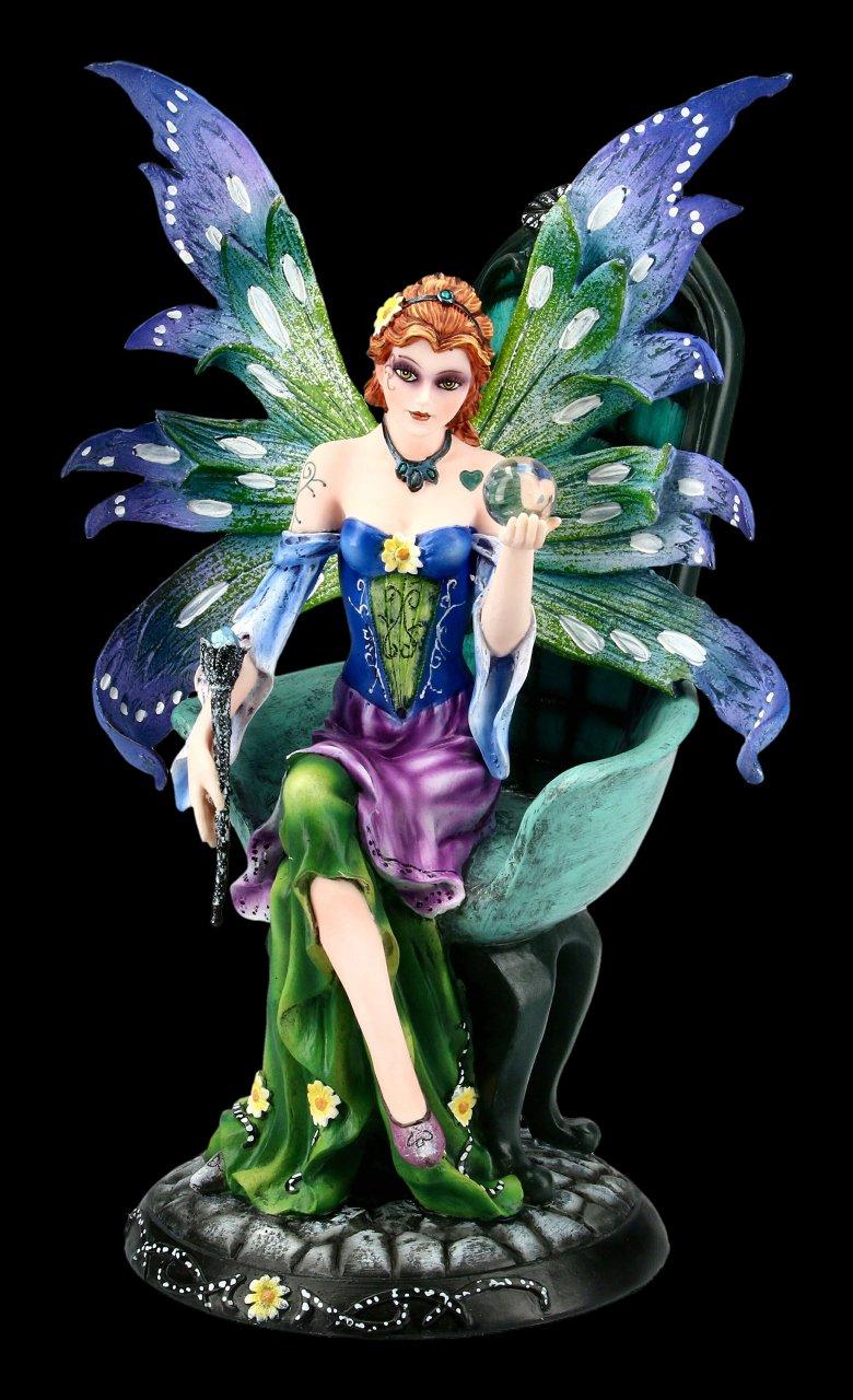 Elfen Figur - Summer Queen