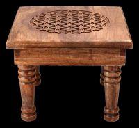 Altar Tisch 30 cm - Blume des Lebens