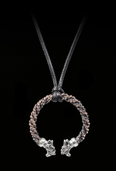 Alchemy Viking Necklace - Egill's Torque