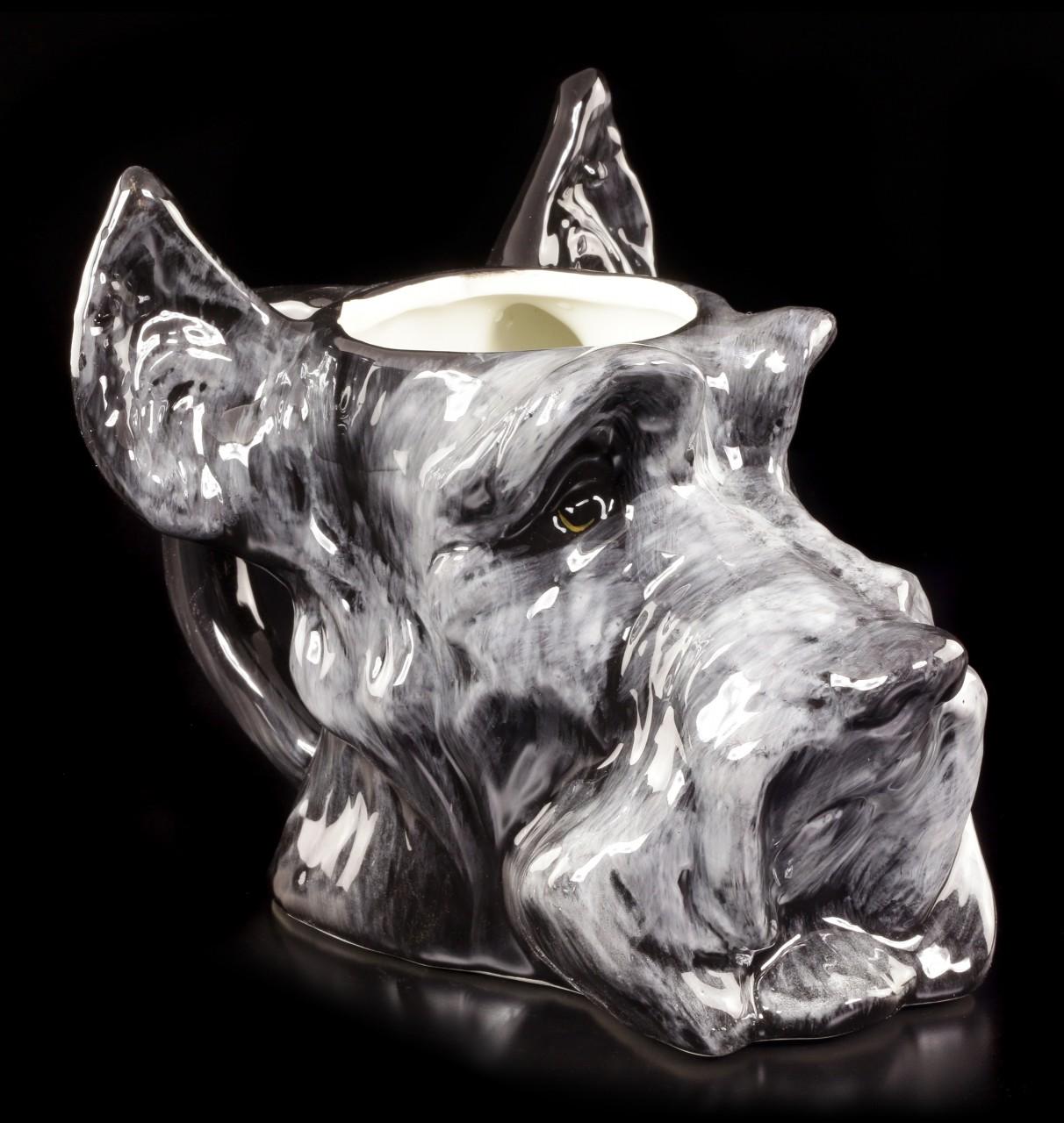 Keramik Tasse - Scottish Terrier