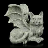 Cat Gargoyle Figurine