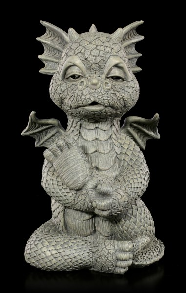 Dragon Garden Figurine - Yoga