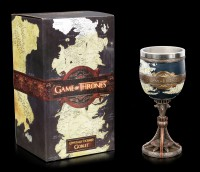 Game of Thrones Goblet - The Seven Kingdoms