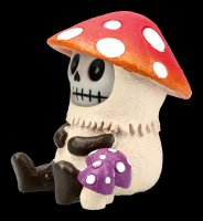 Furrybones Figur - Pilz Kinoko
