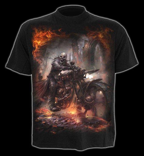 Steam Punk Rider -T-Shirt