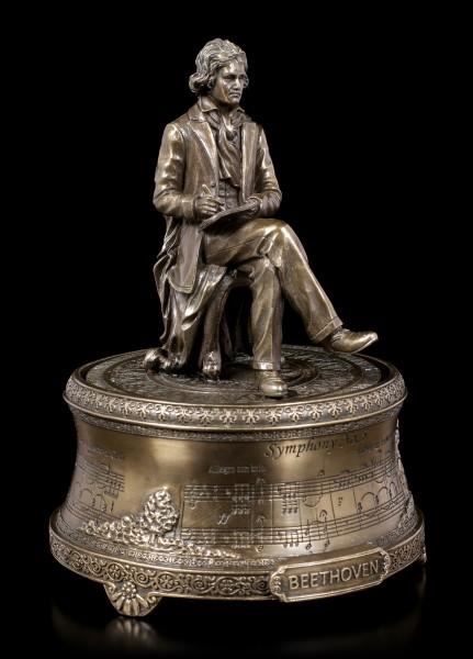 Musical Box - Ludwig van Beethoven on Chair