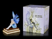Book Muse Fairy Figurine by Amy Brown
