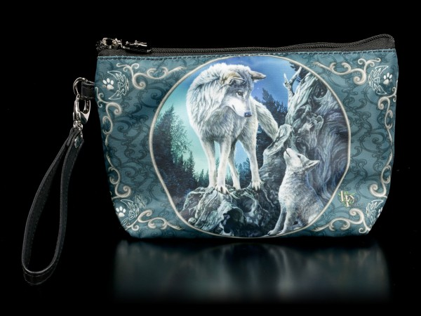 Toilet Bag with Wolves - Guidance