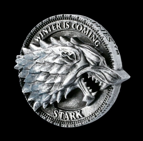 Game of Thrones Magnet - Haus Stark