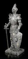 Brieföffner - Ritter mit Schwert und Schild