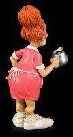 Kellnerin - Funny Job Figur