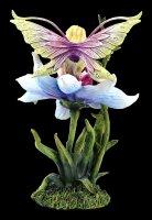 Fairy Figurine - Sala sitting on Flower