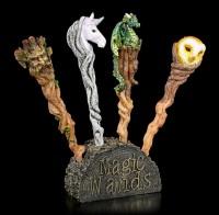 Zauberstab - Eule Artemis