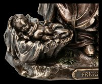 Frigga Figurine - Nordic Goddess of Love and Marriage