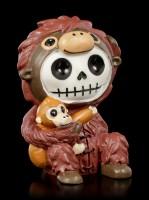 Furry Bones Figurine - Ape Utan