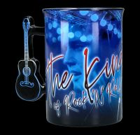 Mug - Elvis The King of Rock and Roll