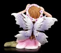 Small Fairy Figurine - Fanaion with Flower Wreath