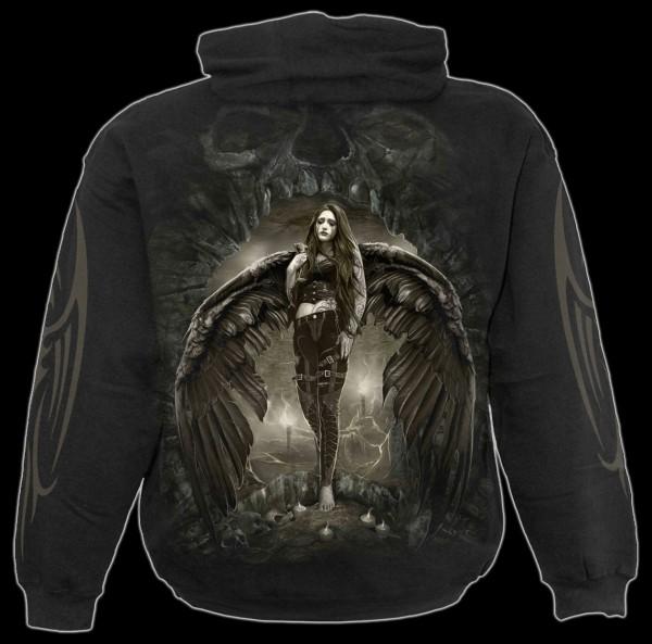 Kapuzenpullover Gothic Engel - Dark Angel