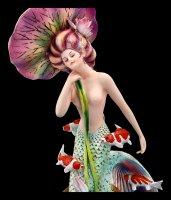 Mermaid Figurine - Phila by Sheila Wolk