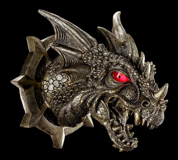 Dragon Head - Raiden's Head with LED Eyes
