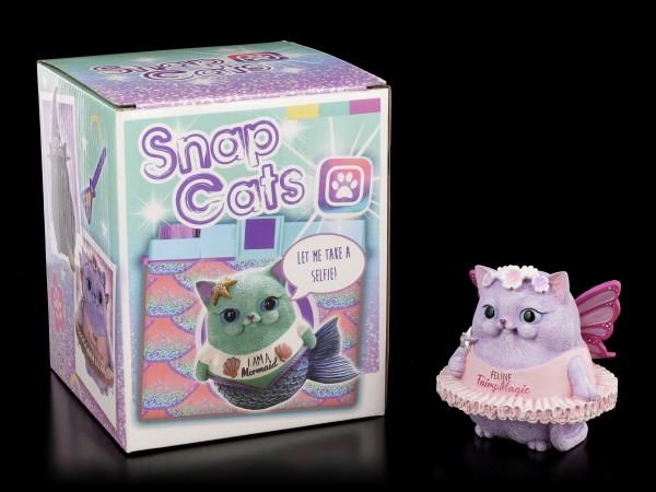 Snapcat Figurine - Feline Fairy Magic