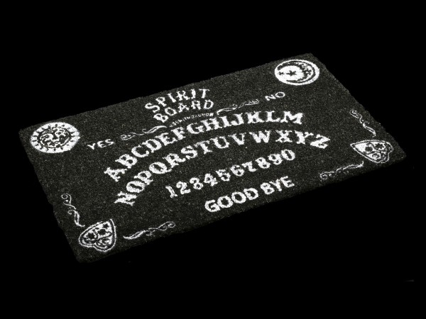 Fantasy Doormat - Witchboard