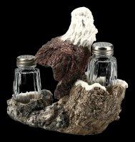 Salt and Pepper Shaker - Eagle