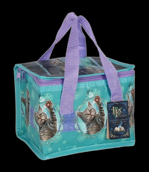 Cooler Bag with Cat - Hubble Bubble
