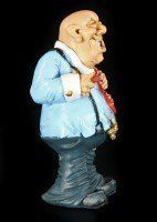 Manager - Funny Job Figurine