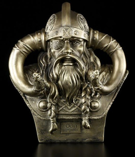 Odin Bust medium S2