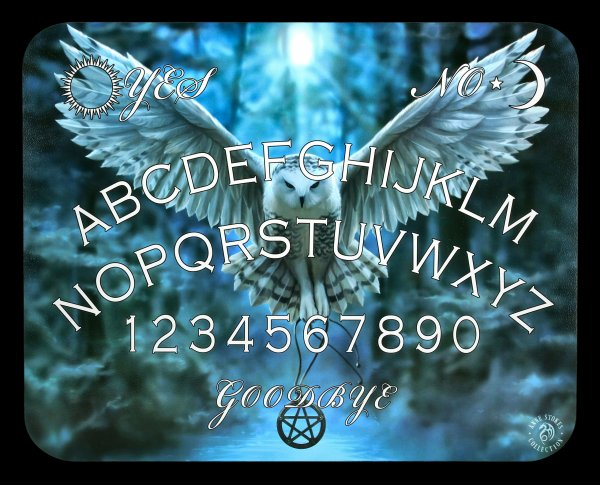 Witchboard - Awaken your Magic