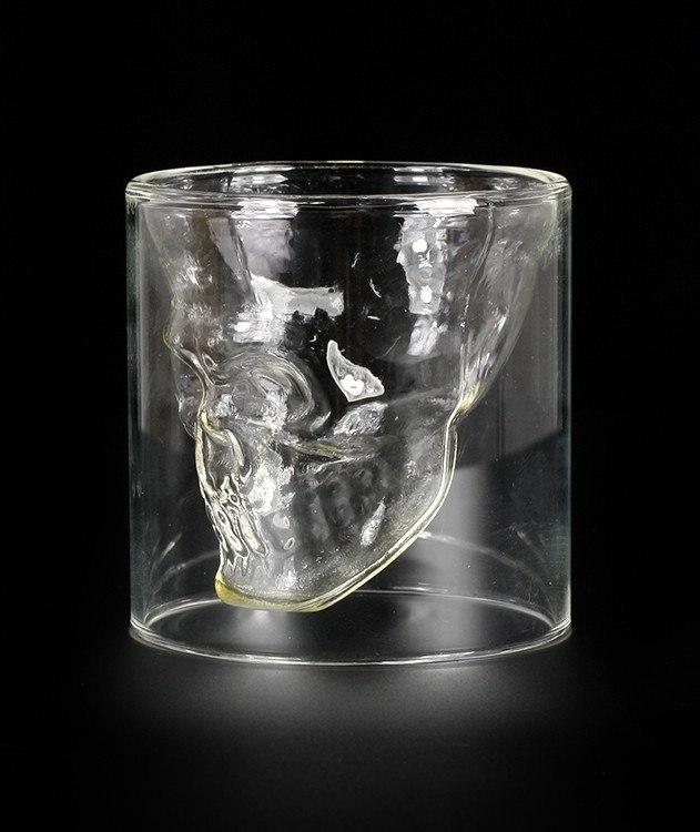 Totenkopf Schnapsglas 8cl
