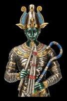 Osiris Figurine - Egyptian God of the Afterlife
